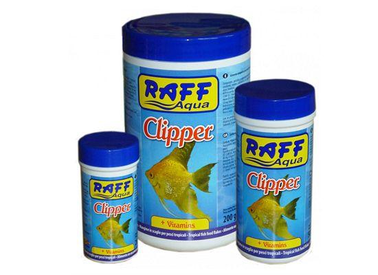 Raff Τροφή για ψάρια Clipper