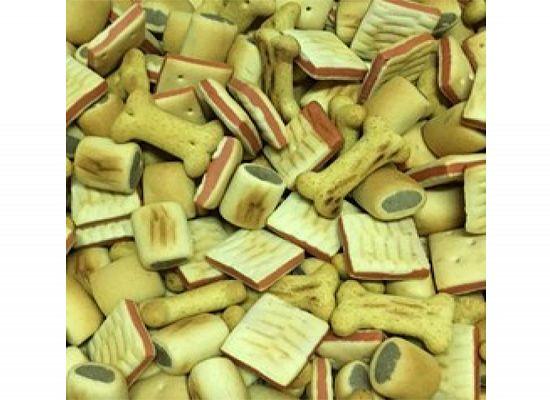 Rolls Rocky Μπισκότα mix συσκευασία petshop4u