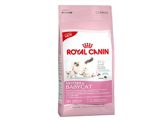 Royal Canin Baby & mother cat