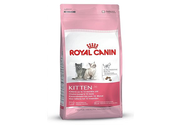 Royal Canin Kitten.