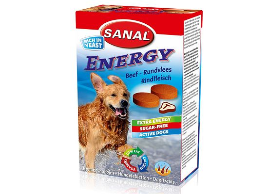 Sanal Energy tabs.