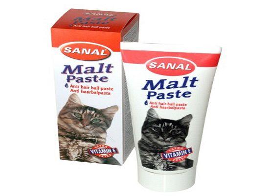 Sanal Malt Hairball paste