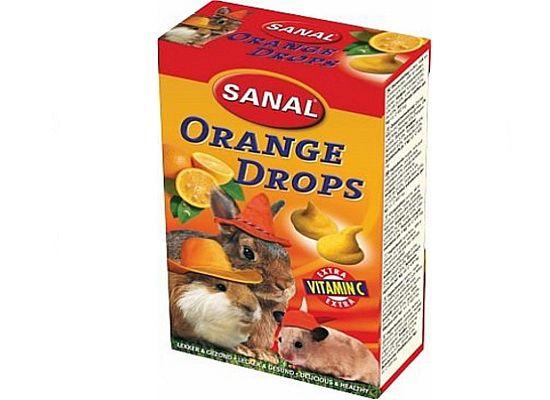 Sanal Sanal Orange Για Χάμστερ