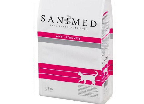 Sanimed Anti Struvite Diet cat