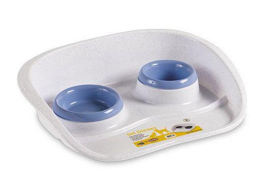Stefanplast Βάση με διπλό πιάτο πλαστικό – Set Dinner