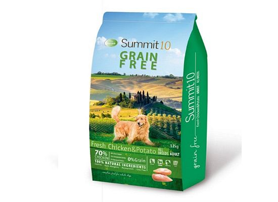 Summit 10 Summit 10 – Grain Free Chicken & Potato