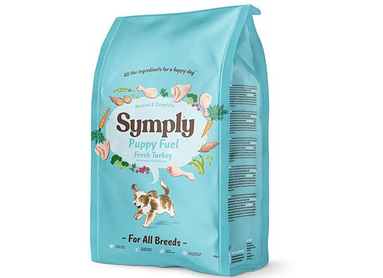 Symply Puppy Fuel Fresh Turkey