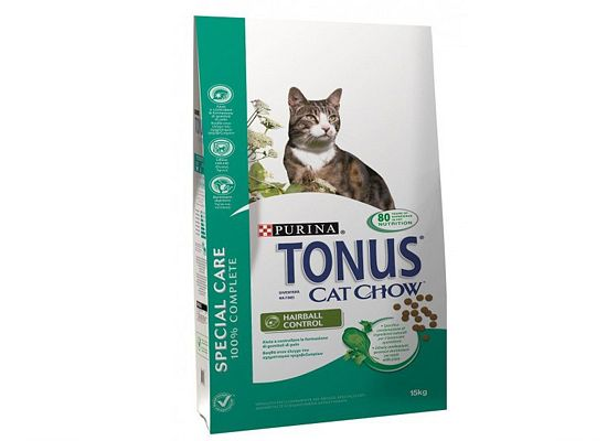 Tonus Cat Chow Cat Hairball Control