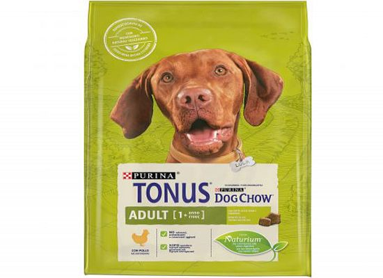 Tonus Dog chow Adult Complet -Chicken