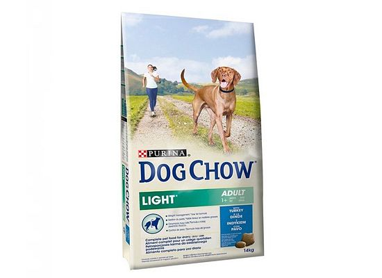 Tonus Dog chow Light Turkey