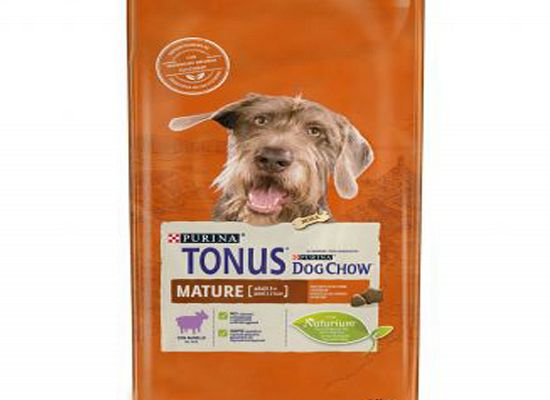 Tonus Dog chow Mature 5+ Lamb