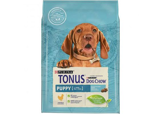 Tonus Dog chow Puppy – Chicken