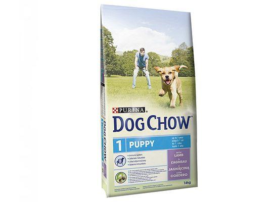 Tonus Dog chow Puppy – Lamb & Rice