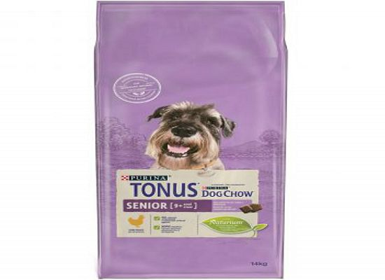 Tonus Dog chow Senior Chicken
