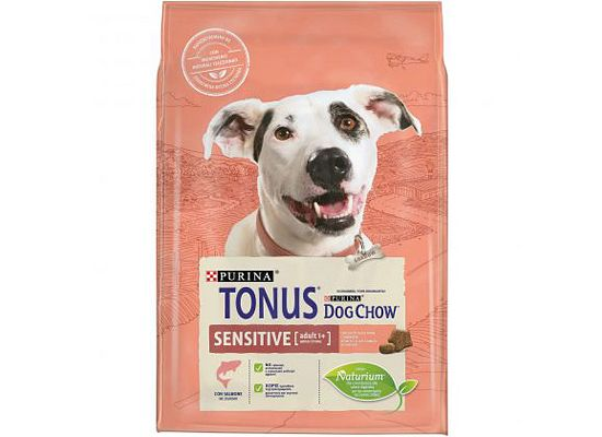 Tonus Dog chow Sensitive Salmon