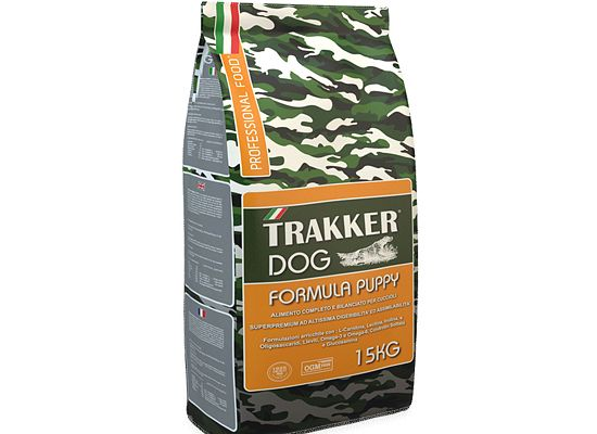 Trakker dog Puppy formula