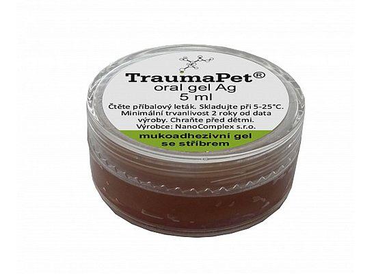 Traumapet Ag Oral gel Ag