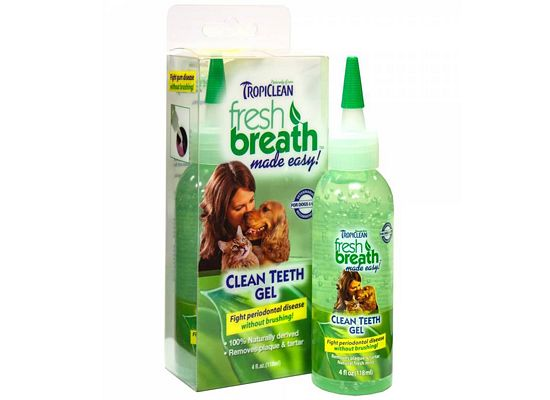 Tropiclean Tropiclean Breath Gel Foam