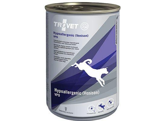 Trovet Κονσέρβα dog Hypoallergenic Venison