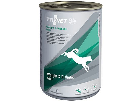 Trovet Κονσέρβα dog Weight & Diabetic