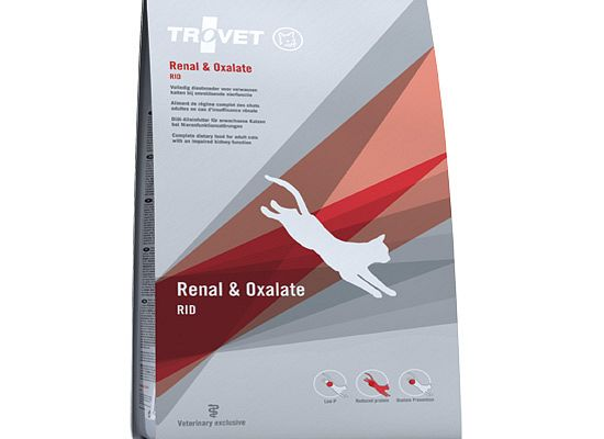 Trovet Renal & Oxalate RID.