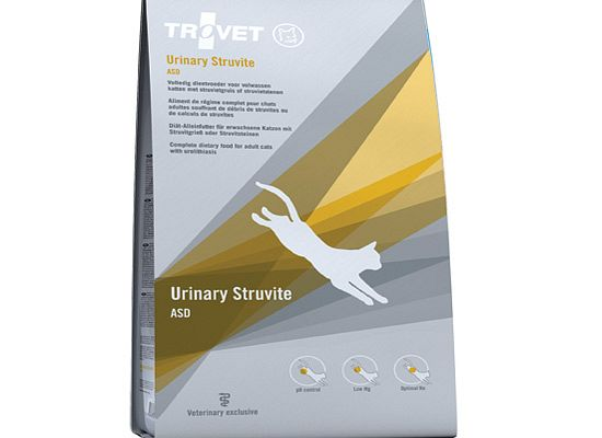 Trovet Urinary Struvite ASD.