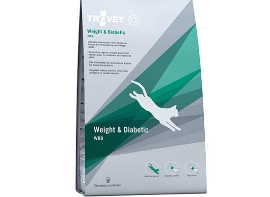 Trovet Weight & Diabetic Cat WRD