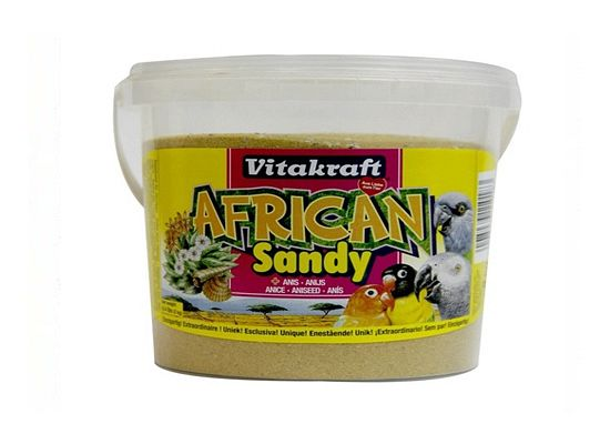 Vitakraft African άμμος για Αυστραλιανούς παπαγάλους