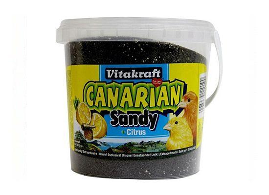 Vitakraft Canarian με κίτρο για καναρίνια