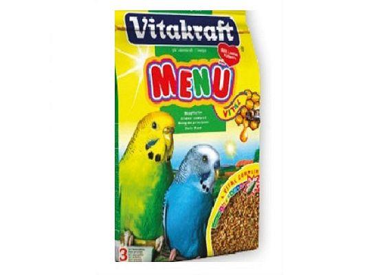 Vitakraft Menu Με Μελι Για Παπαγαλακια