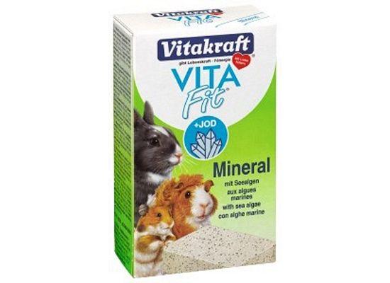 Vitakraft Mineral πέτρα ασβεστίου για όλα τα τρωκτικά