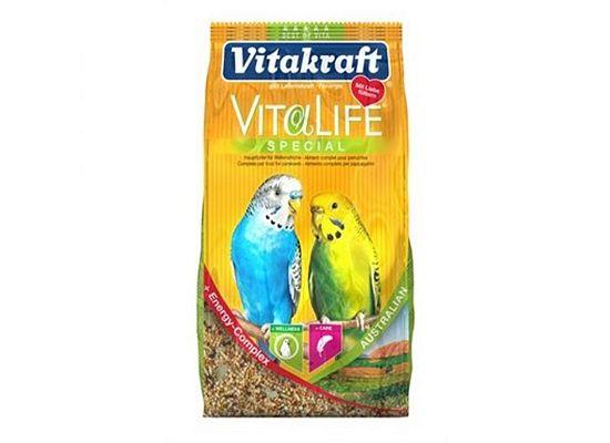 Vitakraft Vitalife Για Παπαγαλακια
