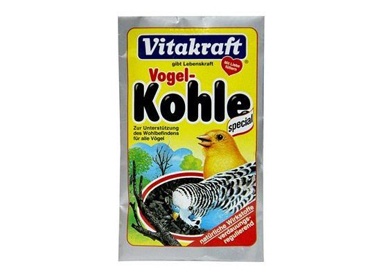 Vitakraft Vogel-Kohle Special χωνευτικό κάρβουνο