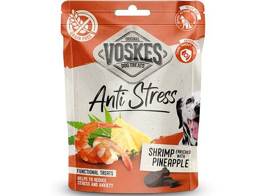 Voskes Voeders Functional Treats AntiStress 150gr