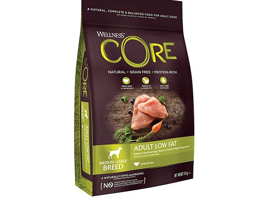 Wellness CORE Healthy Weight low fat Turkey