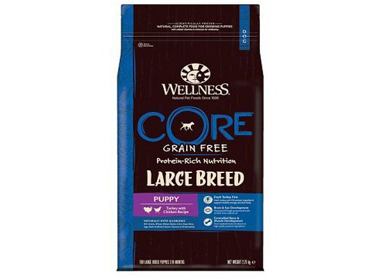 Wellness CORE Puppy Large Breed Turkey & Chicken