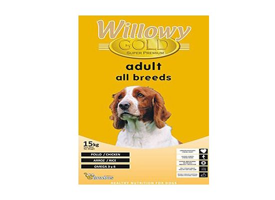 Willowy Adult Super Premium.