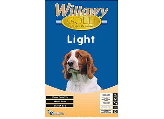 Willowy Gold light