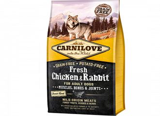 Carnilove Fresh Chicken & Rabbit